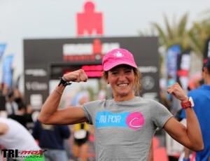 Jeanne COLLONGE, notre championne nationale de triathlon