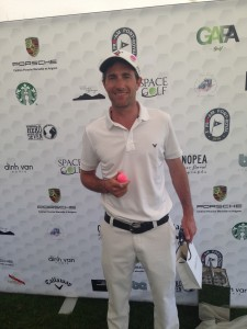 Olivier CHABAUD (pro Golf)